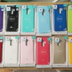 Samsung S9 Plus - เคส TPU Mercury Jelly Case (GOOSPERY) แท้