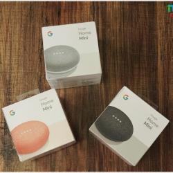 Google home mini ลำโพงอัจฉริยะจากกูเกิล