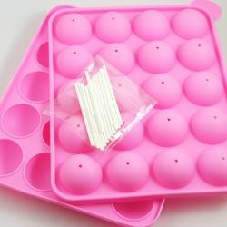พิมพ์เค้กอมยิ้มหรือ Cake Pops ( ราคาพิเศษ ไม่มีกล่องและคู่มือ )