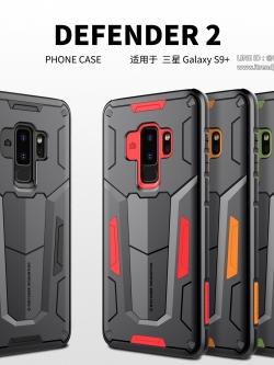 Samsung S9 Plus - เคสกันกระแทก ทรงถึก Nillkin Defender2 แท้