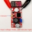 LM2596 DC-DC Adjustable Step-Down Power Supply Module buck converter Red LED display Voltmeter/ Buttan Switch thumbnail 7