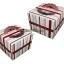 กล่องใส่เค้กสีสันน่ารัก ขนาด 2 ปอนด์ thumbnail 2