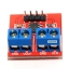 Voltage and Current Sensor voltage detection โมดูลวัดโวลและวัดกระแสไฟฟ้า 3-25V 0-3A thumbnail 3