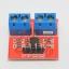 Voltage and Current Sensor voltage detection โมดูลวัดโวลและวัดกระแสไฟฟ้า 3-25V 0-3A thumbnail 2
