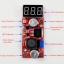 LM2596 DC-DC Adjustable Step-Down Power Supply Module buck converter Red LED display Voltmeter/ Buttan Switch thumbnail 1
