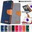 iPhone 7 - เคสฝาพับ Mercury Canvas Diary แท้ thumbnail 1