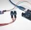 เซนเซอร์ infrared reflectance sensor Obstacle avoidance module track sensor ตรวจจับ 2 จุด สำหรับ smart car พร้อมสายไฟ thumbnail 3