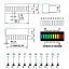 LED Bar Color Full ไฟ LED 10 ดวง แบบแท่ง 4 สี thumbnail 4