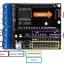 Motor Driver (L293DD) Shield for NodeMCU V2 บอร์ดขับมอเตอร์สำหรับ ESP8266 NodeMCU V2 thumbnail 3