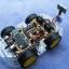ฐานยึด Servo กับรก Smart Car พร้อมน็อต thumbnail 4