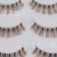 HW-19# ขนตาเอ็นใส สีน้ำตาล (ขายปลีก) เเพ็คละ 5 คู่ ขายยกเเพ็ค thumbnail 6