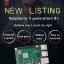 Raspberry Pi 3 Model B+ 1GB New Version thumbnail 4