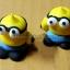 ตุ๊กตาไอซิ่งรูปมินเนี่ยน Minions ( 20 ชิ้น ) thumbnail 1