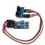 เซนเซอร์ infrared reflectance sensor Obstacle avoidance module track sensor ตรวจจับ 2 จุด สำหรับ smart car พร้อมสายไฟ thumbnail 2
