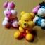 ตุ๊กตาไอซิ่งรูปหมีพูห์ พิกเลต และอียอร์ ( 9 ชิ้น ) thumbnail 1