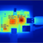 Heat Sink Set for Raspberry Pi with Logo แผ่นระบายความร้อนสำหรับ Raspberry Pi ครบเซตรวม 3 ชิ้น thumbnail 7