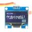 """จอแสดงผล OLED 128x64 แบบ I2C ขนาด 1.3"""" สีขาว OLED Display I2C Module 1.3"""" for Arduino thumbnail 1"""