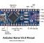Arduino Nano 3.0 Mini USB รุ่นใหม่ใช้ชิฟ CH340G แบบบัดกรีขาแล้ว ไม่มีสาย Mini USB thumbnail 6