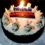 """เทียนอวยพรวันเกิด """"สุขสันต์วันเกิด"""" thumbnail 1"""