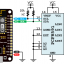 โมดูล PCF8591 บอร์ด ขยายขา analog แบบ I2C สำหรับ Arduino / NodeMCU thumbnail 8
