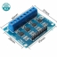 L9110S H-bridge Stepper Motor 4Bit DC Driver Controller Board Module For Arduino thumbnail 9