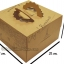 กล่องเค้กกระดาษคราฟท์ ขนาด 2 ปอนด์ thumbnail 3