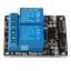 บอร์ด Relay 2 ช่อง 5 โวลต์ 10A 250V Active LOW สำหรับ Arduino และ Microcontroller thumbnail 3