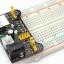 โมดูลแปลงไฟ 5V 3.3V ให้บอร์ดทดลอง Breadboard Power Supply สำaหรับ Arduino thumbnail 8