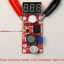 LM2596 DC-DC Adjustable Step-Down Power Supply Module buck converter Red LED display Voltmeter/ Buttan Switch thumbnail 8