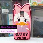 ►►ซิลิโคน Samsung S5 / I9600 ►► Daisy Duck
