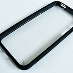 CASE IPHON i5 เคสซิลิโคนสี / หลังใส