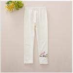 เลคกิ้ง สีขาว แพ็ค 4ชุด ไซส์ 110-120-130-140