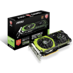 MSI GeForce NVIDIA GTX 960 100MP 2GB GDDR5