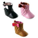 Girl Quilted Boots : รองเท้าบูทเจ้าหญิงตัวน้อย