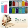 OPPO A37 - เคส TPU Mercury Jelly Case (GOOSPERY) แท้