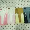 iPhone 5, 5s, SE - เคสซิลิโคน ช้าง Elephant (ตั้งได้)
