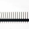 ก้างปลาแบบยาว 2.54mm 1* 40pin Single row needle lengthened Single Pin 19MM Male Copper Pin Header