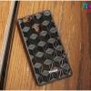 Huawei P9 Plus - เคส TPU ลายสามเหลี่ยมพีระมิด VMAX