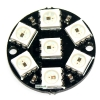 NeoPixel Ring 7 WS2812 RGB LED