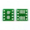 SO8 MSOP8 SOIC8 TSSOP8 SOP8 turn DIP8 IC adapter Socket Adapter plate PCB