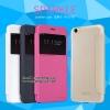 Vivo V5 - เคสฝาพับ Nillkin Sparkle leather case แท้
