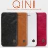 iPhone 5, 5s, SE - เคสฝาพับ หนัง Nillkin QIN Leather Case แท้