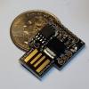 Digispark Arduino บอร์ดพลังจิ๋ว ATTiny85 Digispark Development Board ATtiny85 Digispark ATtiny85