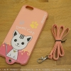 Domi Cat 2TONE ห้อยคอ - iPhone 6, 6s