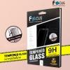 Samsung Galaxy S8 Plus (เต็มจอ/3D) - ฟิลม์ กระจกนิรภัย FULL FRAME FOCUS แท้