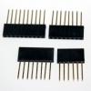 Stackable Header for arduino ชุดก้างปลาแบบยาวสำหรับ Pin header Arduino Shield