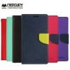 Samsung Galaxy S8 Plus - เคสฝาพับ Mercury Goospery Fancy Leather Case cover แท้
