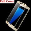 Samsung Galaxy S7 Edge (เต็มจอ) - ฟิลม์ กระจกนิรภัย P-One 9H 0.26m ราคาถูกที่สุด