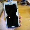Samsung Galaxy Note4 - ฟิลม์ กระจกนิรภัย Privacy (กันเสือก) P-One 9H 0.26m ราคาถูกที่สุด