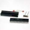 ชุดคิท Arduino สุดคุ้ม Arduino Atmega8 เวอร์ชัน StandAlone พร้อม Arduino Bootloader